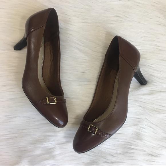 1b6040bdd3c Life Stride Shoes - Life Stride  Soft System  buckle heels
